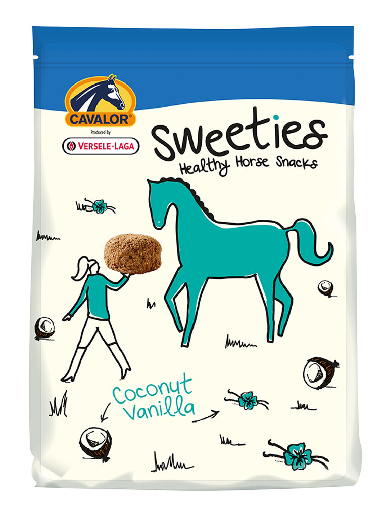 CAVALOR - Sweeties H1- 750 gr